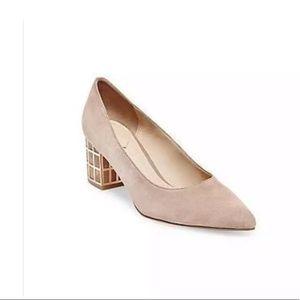 New-BRIAN ATWOOD- Karina Block Pump Heels